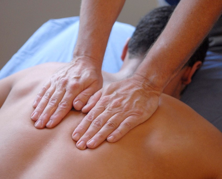 Deep Tissue Massage For Male in Delhi Noida Gurgaon