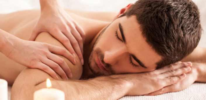 Male to male body massage in NCR Delhi